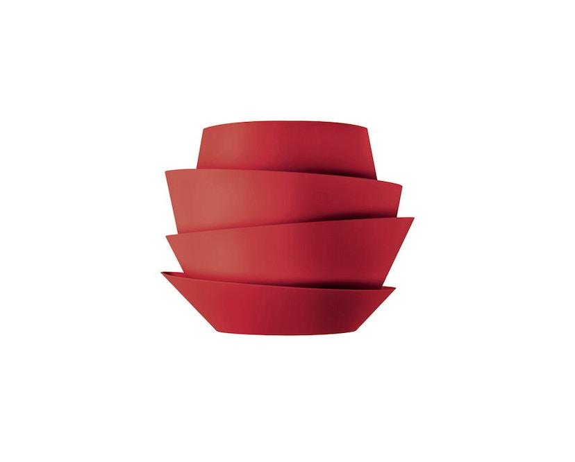 Foscarini - Le Soleil Wandleuchte - rot - 1