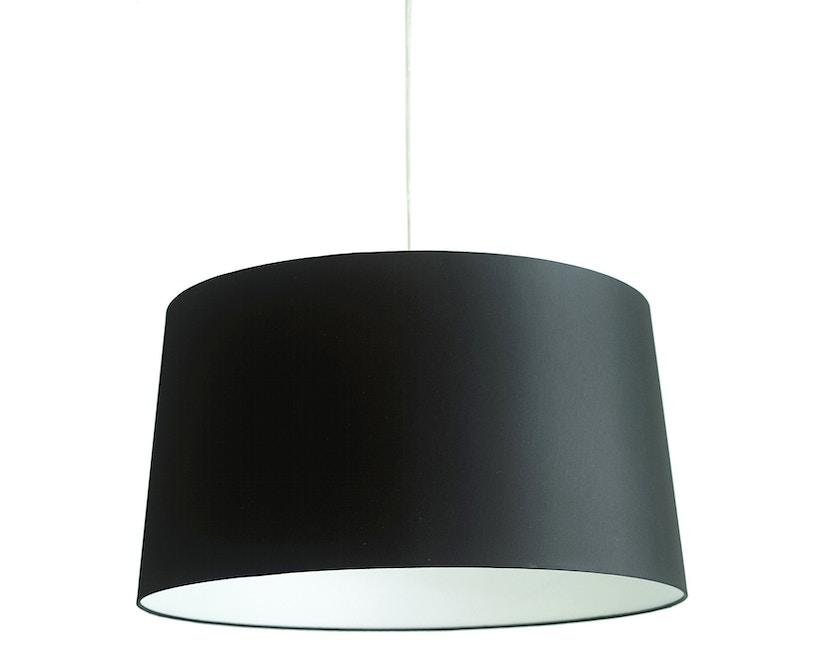 frauMaier - Lea Hängeleuchte - schwarz/weiß - 0