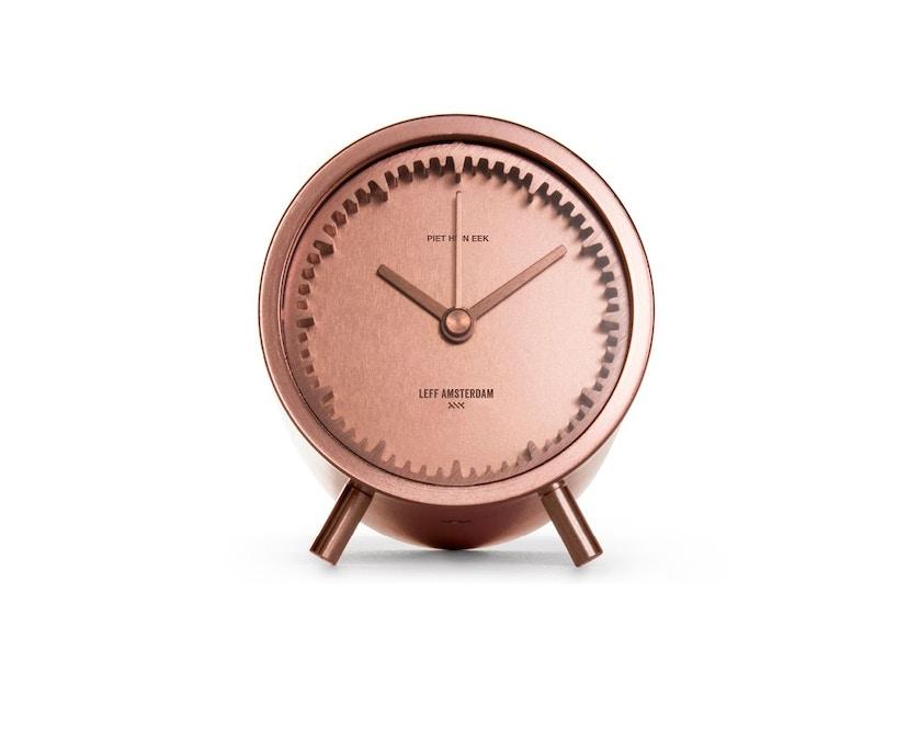 LEFF amsterdam - Tube Clock Tischuhr - Kupfer - 2
