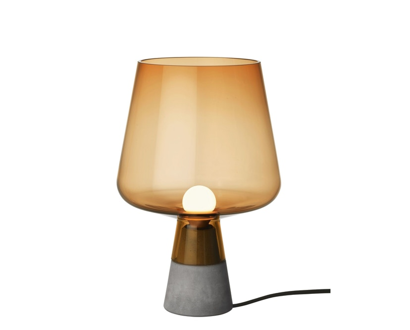 Iittala - Leimu Lampe, 38x25cm - kupfer - 1