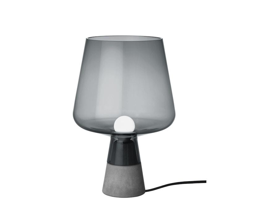 Iittala - Leimu Lampe, 30x20cm - grau - 1