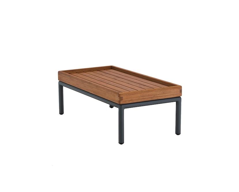 Level Lounge Beistelltisch - Bambus