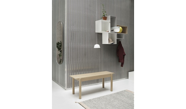 Muuto - Linear Wood Series Bank 110 cm - 3