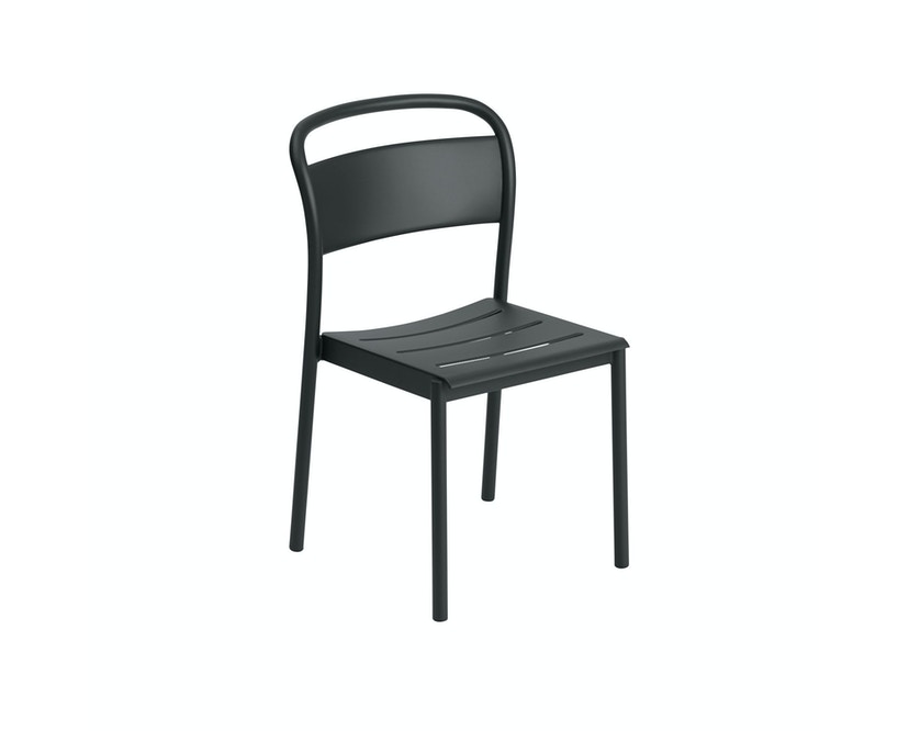 Linear Steel Stuhl