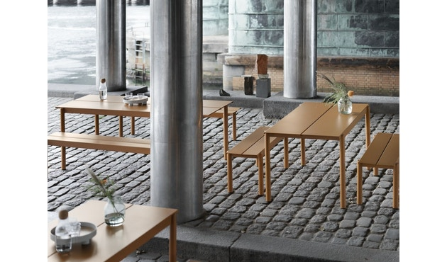 Muuto - Linear Steel Bank - 3