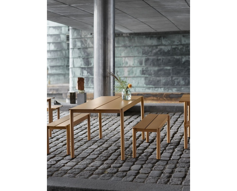 Muuto - Linear Steel Bank - 6
