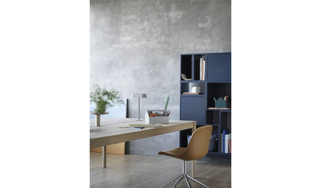Fiber Side Stuhl - Drehfuß