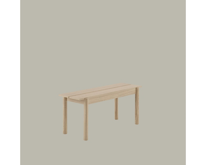 Muuto - Linear Wood Series Bank 110 cm - 4