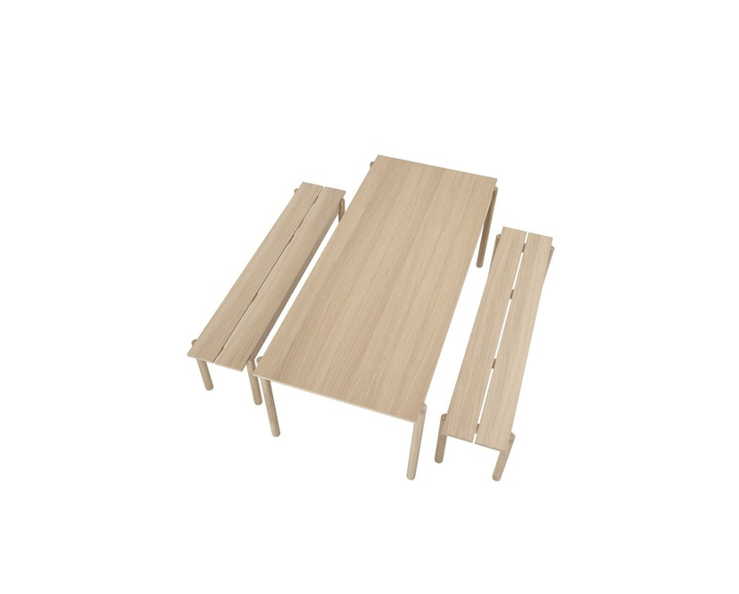 Muuto - Linear Wood Series Bank - 4