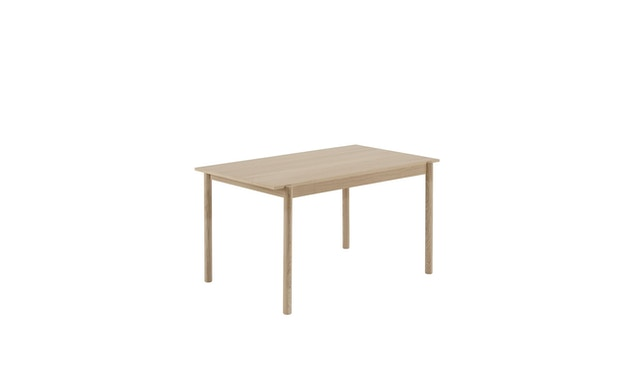 Muuto - Linear Wood Series Tafel - S - 1