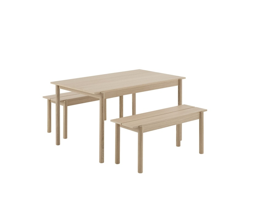 Muuto - Linear Wood Series Tafel - 3