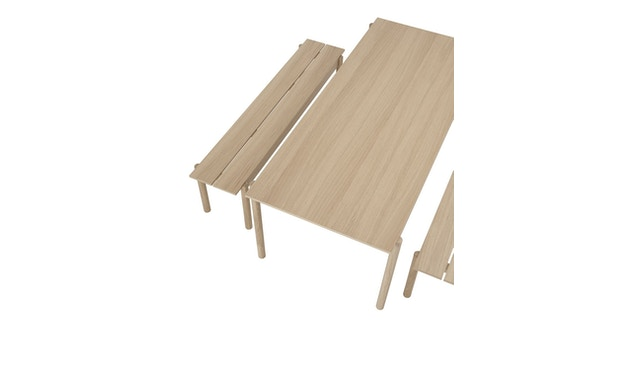 Muuto - Linear Wood Series Tisch - 4