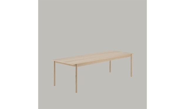 Muuto - Linear Wood Series Tisch - 260 x 85 cm - 2