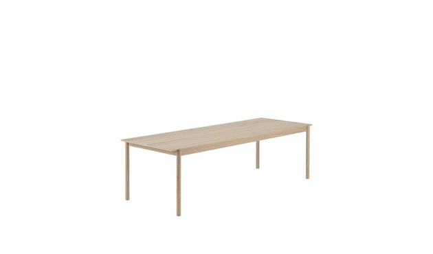 Muuto - Linear Wood Series Tisch - 260 x 85 cm - 1