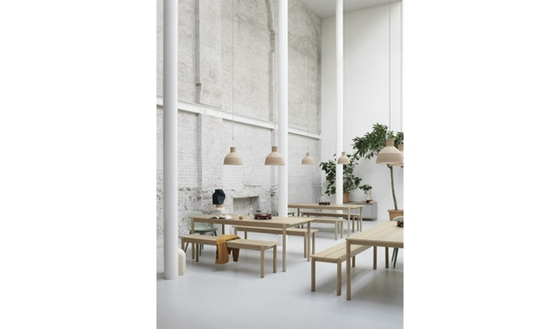 Muuto - Linear Wood Series Tisch - 260 x 85 cm - 5