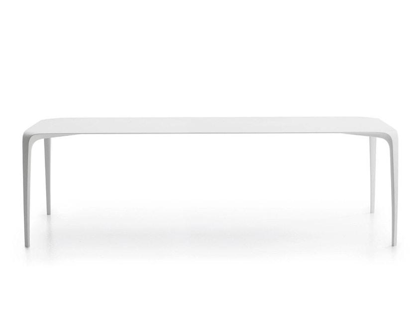 B & B Italia - Link Tisch - weiß - 190x90 cm - 2