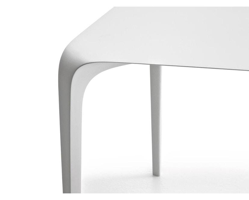 B & B Italia - Link Tisch - weiß - 190x90 cm - 3