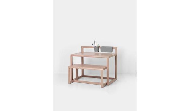 ferm LIVING - Little Architect Schreibtisch - dunkelgrün - 3