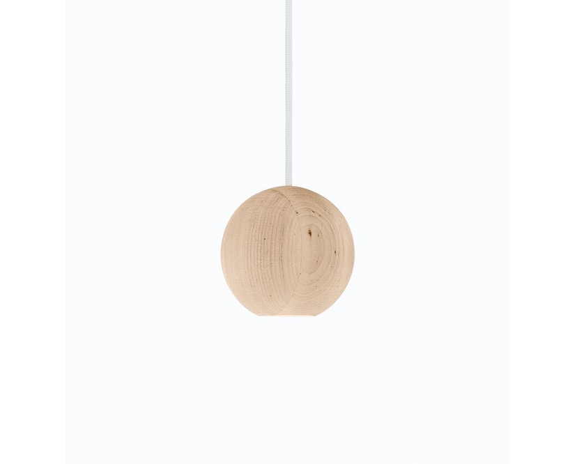 Mater - Liuku Base Ball Hängeleuchte - ohne Glas - 1