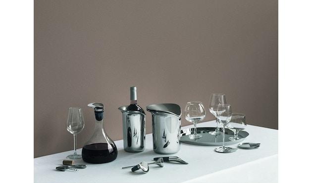 Georg Jensen - Wine Set -2teilig Ausgießer und Stopfen - 3