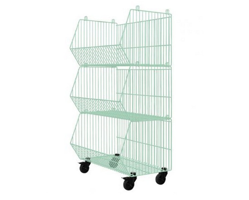 Pension für Produkte - Living Basket Wohnkorb - 3er - signalschwarz - 3