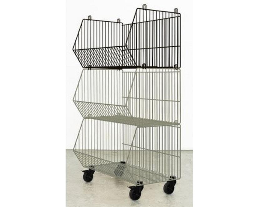 Pension für Produkte - Living Basket Wohnkorb - 3er - signalschwarz - 14
