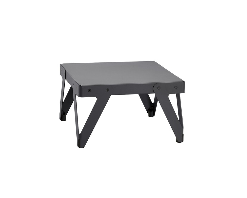 Functionals - Lloyd Beistelltisch 60 x 60 x 36 cm - schwarz - 1