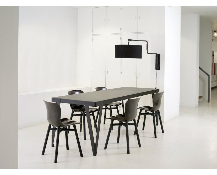 Functionals - Lloyd Esstisch 140 x 70 x 73 cm - parallel - 3