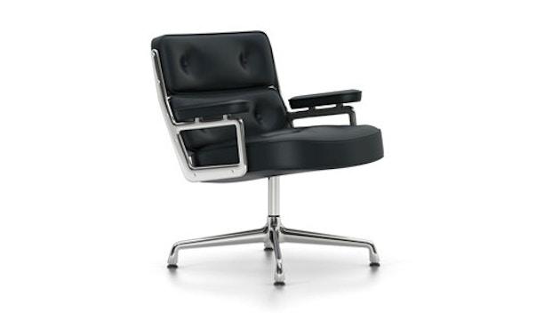 Vitra - Lobby Chair ES 105 - Leder nero - 3