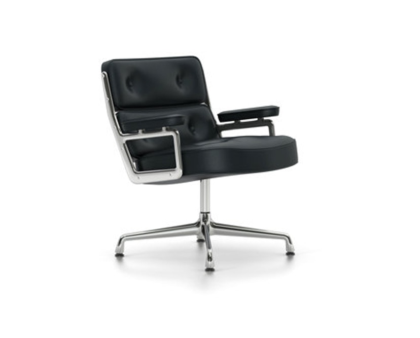 Vitra - Lobby Chair ES 105 - Leer - nero - 3