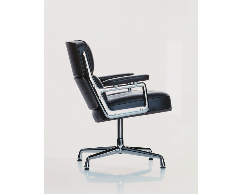 Vitra - Lobby Chair ES 108 - Leer - nero - 7