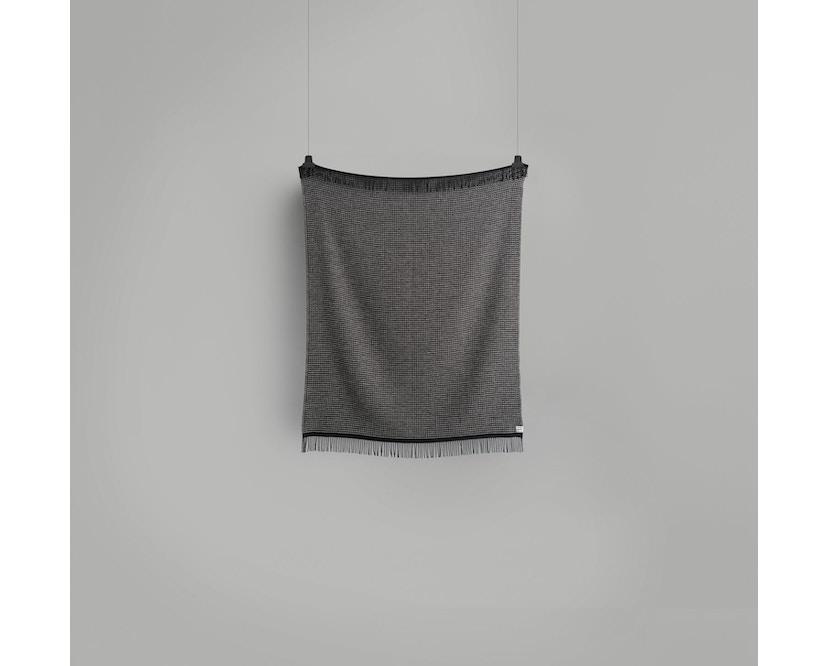 Roros Tweed - Lofoten Decke - grey - 2