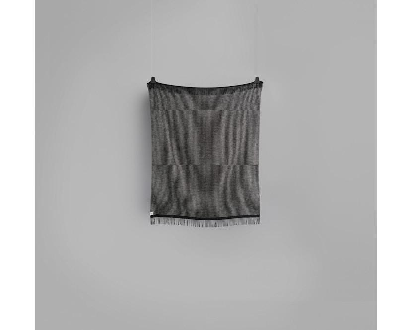 Roros Tweed - Lofoten Decke - grey - 3