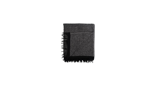 Roros Tweed - Lofoten Decke - grey - 1