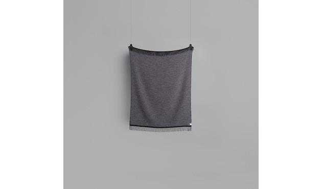 Roros Tweed - Lofoten Deken - lila - 2