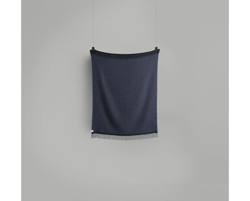 Roros Tweed - Lofoten Deken - lila - 3