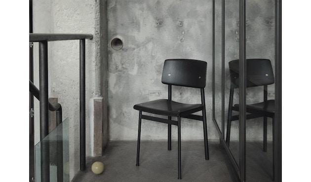 Muuto - Loft Stoel - zwart - 2