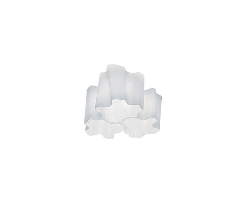 Artemide - Logico 3x 120° Deckenleuchte - Micro - 1
