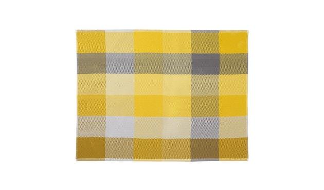 Muuto - Loom Tagesdecke - Yellow - 2
