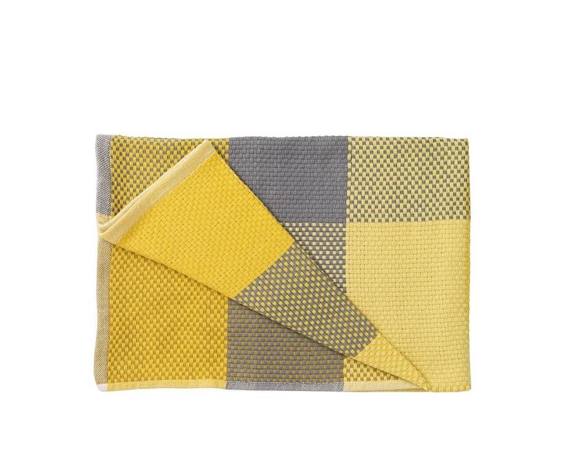 Muuto - Loom Tagesdecke - Yellow - 1