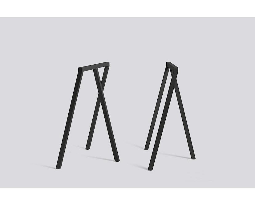 HAY - Loop Stand Frame - zwart - 3