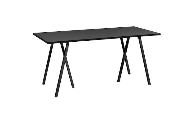 HAY - Loop Stand Table XS - schwarz - 1
