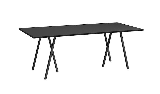 HAY - Loop Stand Table - noir - M - 1