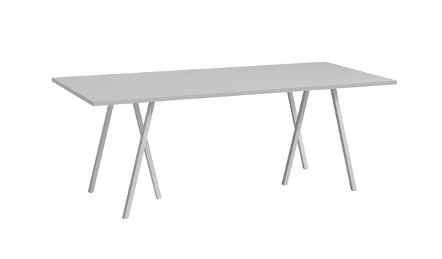 HAY - Loop Stand Support - grey - 2