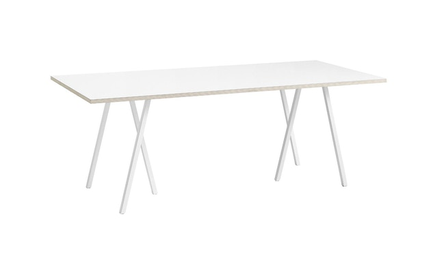 HAY - Loop Stand Table S - M - wit - 1