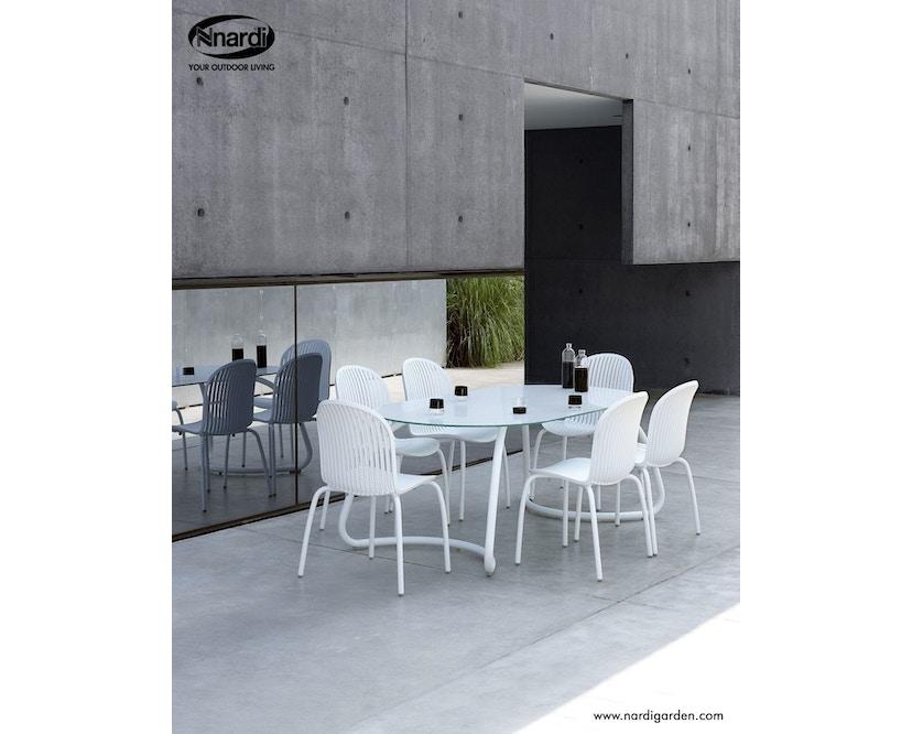 Nardi - Loto Dinner 190 Tisch - weiß - 3