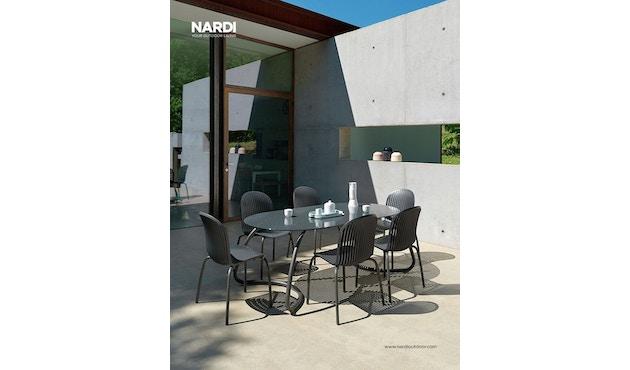 Nardi - Loto Dinner 190 Tisch - anthrazit - 6