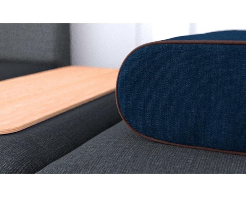 UMAGE - Seitliches Kissen für Lounge Around Sofa - 3