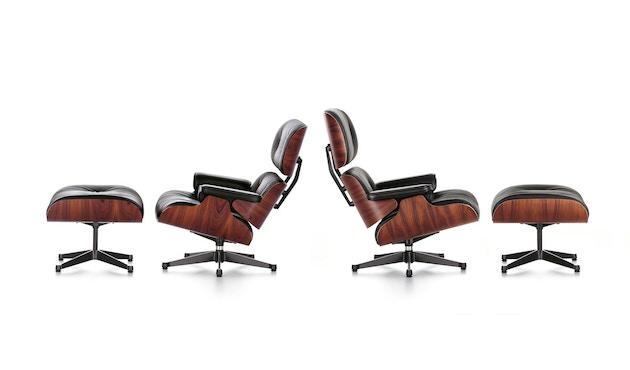 Vitra - Lounge Chair & Ottoman - 21