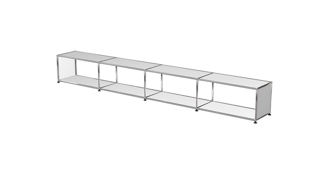 USM Haller - Lowboard XL - schwarz - 4
